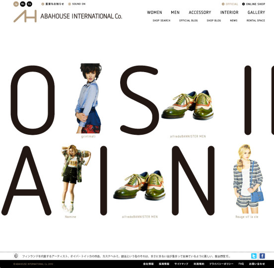 ABAHOUSE INTERNATIONAL co.